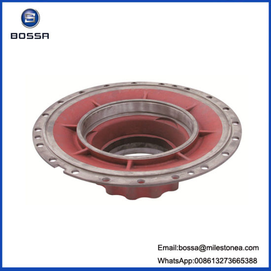 Motor Parts /Engine Construction Machinery Part/ Casting Wheel Hub Brake Shoe for Truck pictures & photos