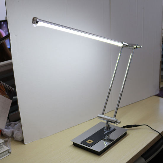 High Quality Infrared Sensors Swith Bedside Foldable Read Table Lamp pictures & photos
