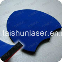 Filter Sponge EVA Laser Cutting Machine Ts-160100 pictures & photos
