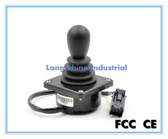 China Industrial Control Rod Wireless PC Joystick - China Series