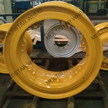 Steel OTR Wheels 33-13.00/2.5 33-28.00/3.5 for Wheel Loader pictures & photos
