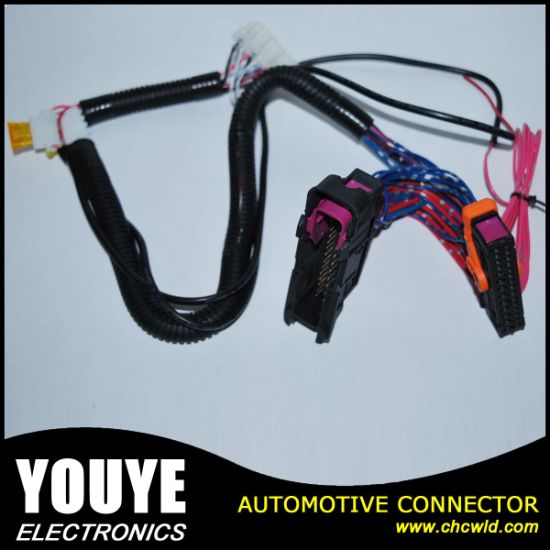factory oem odm custom make automotive auto wire harness cable pictures &  photos