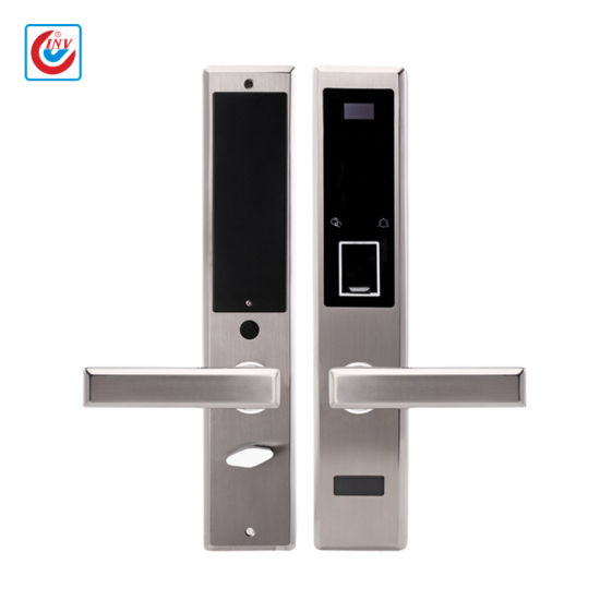 Four-in-One Biometric Keyboard Residential House Security Lock pictures & photos