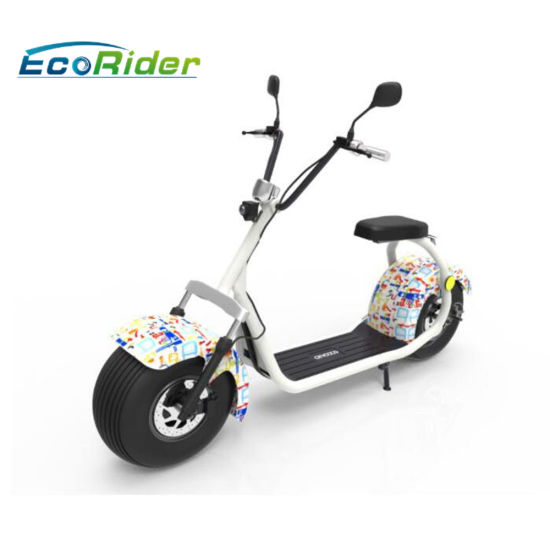1500W 60V Electric Scooter Professional Manufacturer with Factory Price pictures & photos