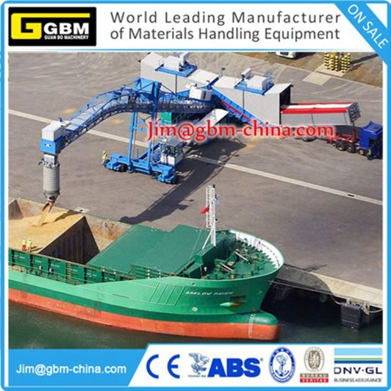 200-2200tph Continuous Mobile Ship Loader Mobile Harbour Crane Ship-Loader pictures & photos