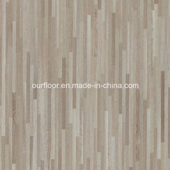 Bamboo Grain Wpc Click Vinyl Flooring
