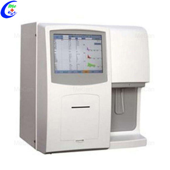 Lab Equipment 3 Part Auto Blood Cell Counter Hematology Analyzer pictures & photos