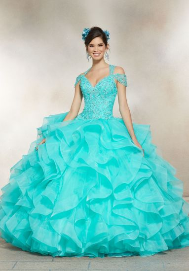 Girl Prom Evening Quinceanera Ballgown Wedding Dresses 89226