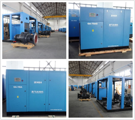 30kw Belt Drive Air Cooled Compressor pictures & photos