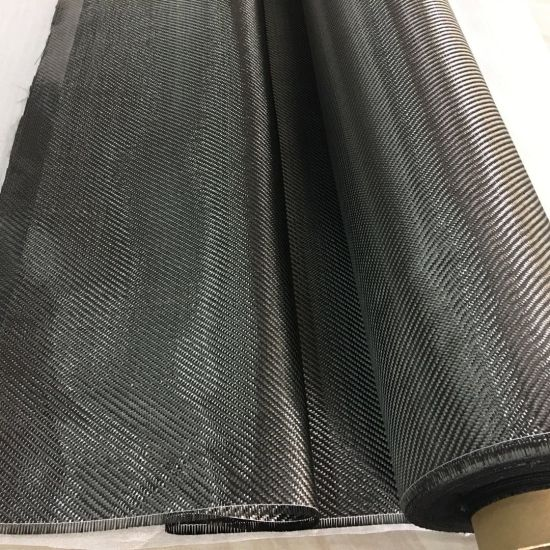 High Strength 3K Twill Carbon Fiber Cloth for Sale pictures & photos