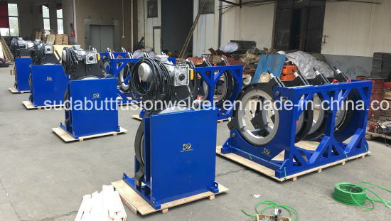 Butt Welding Machine with Trolley (SUD90-355) pictures & photos