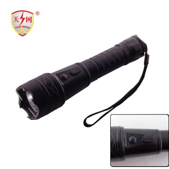 High Power Strong Aluminum Self Defense Flashlight (1109B) Stun Guns
