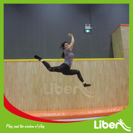 Sky Zone Commercial Indoor Big Trampoline Park pictures & photos