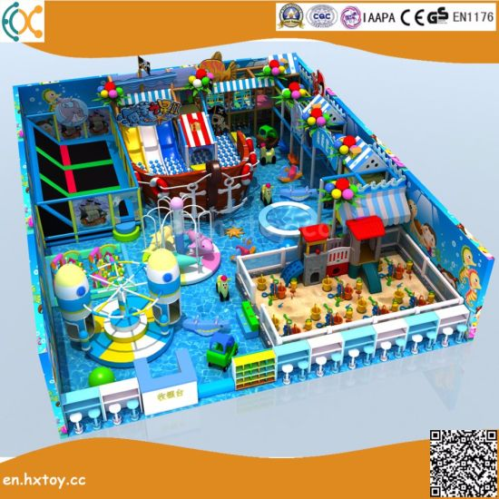 Soft Playground Equipment Indoor Naughty Castle Toddler Games