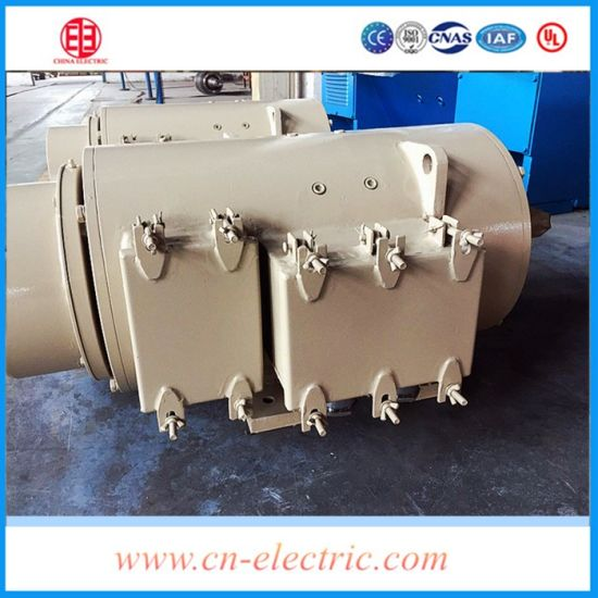 200kw Low Rpm High Voltage Electric DC Motor