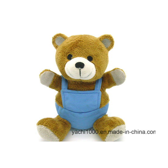 New Style Stuffed Teddy Bear Toy with Clothes