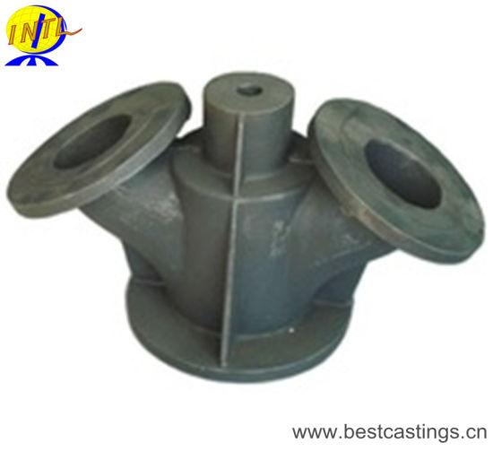 Professional Manufacturer OEM Customized Cast Iron Valve Body