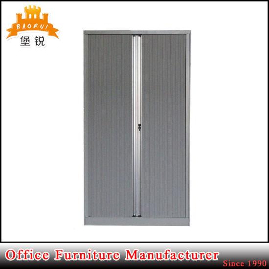 China Steel Tambour Door Cabinet For Office Use China Tambour Door