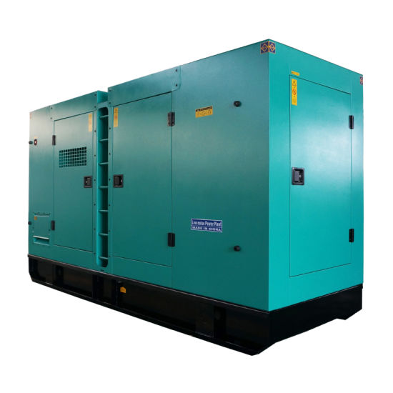 30kVA Silent Cummins Genset Diesel Electric Generator Power Generator