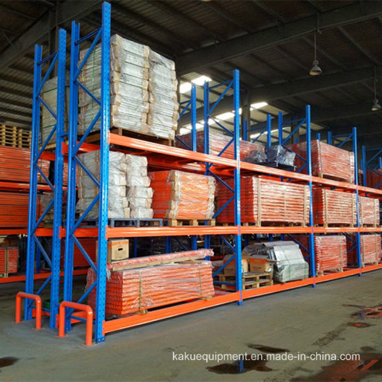 Warehouse Heavy Duty Pallet Selective Racking