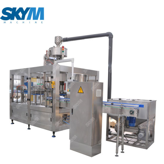 Automatic Liquid Beverage Filling Produce Machine for Hot Juice pictures & photos