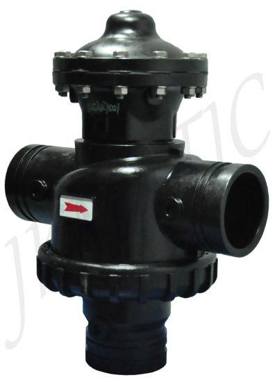 Jkmatic Manufacturer Wholesale Two-Position Three-Way Backwash Valve for Irrigation