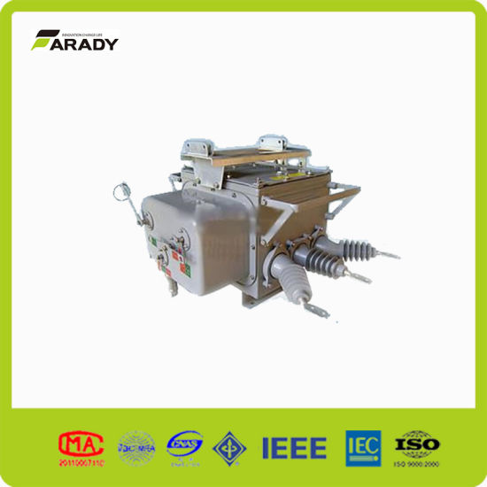 China New R D Outdoor High Voltage Vacuum Circuit Breaker Electrical
