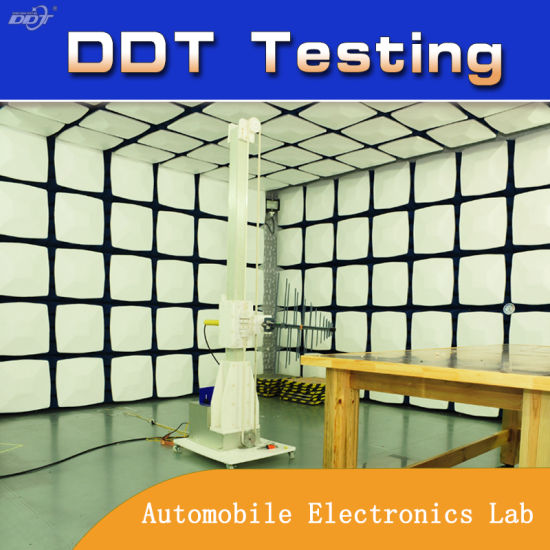 EMC E-MARK Testing and Certification Service for Automotive Electronics and Vehicle pictures & photos
