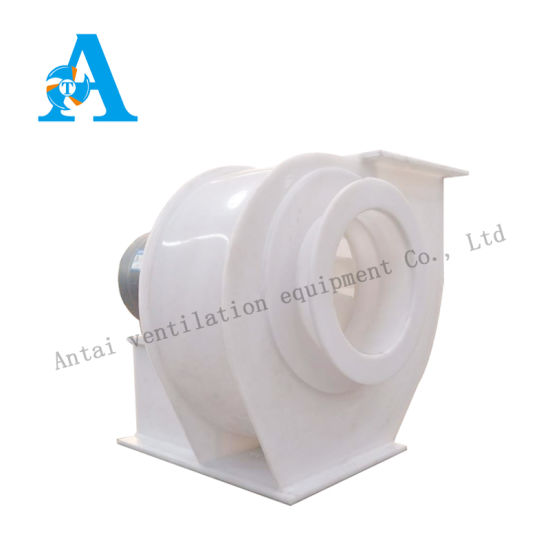 PP/PVC Plastic Anti-Corrosion Fan Blowe/ Industrial Centrifugal Fan for Factory From OEM