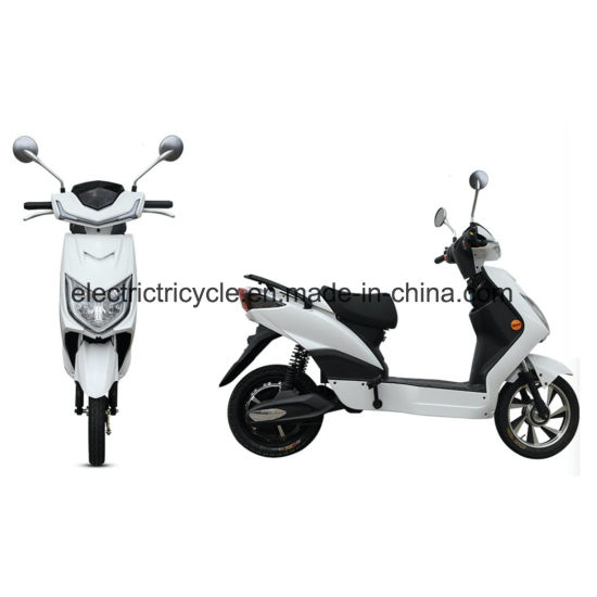 China New Standard Pedal Assisted Bike Electric Small Moped