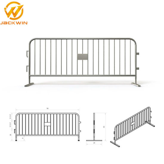 Crowd Control Barriers and Event Fencing