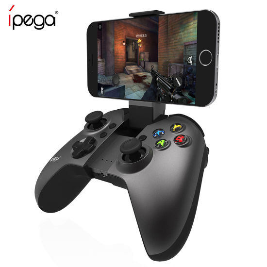 Ipega Cool Design Mobile Phone Bluetooth Game Controller / Gamepad Pg-9062s pictures & photos