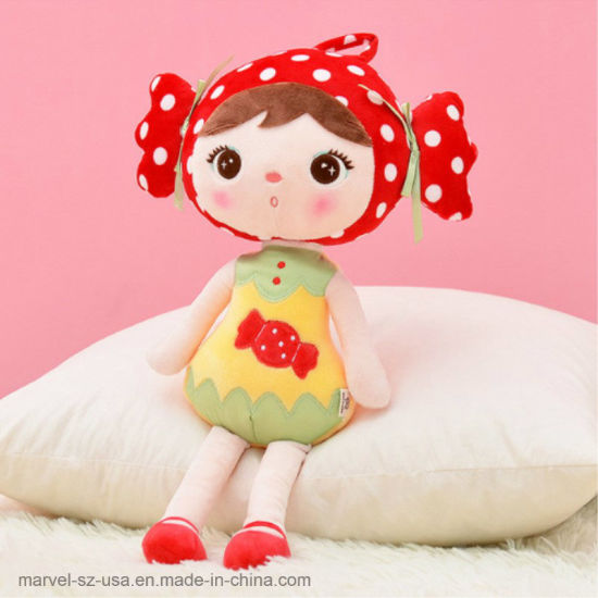 45cm Cartoon Kids Plush Stuffed Dolls Girls Christmas Gift Toys pictures & photos