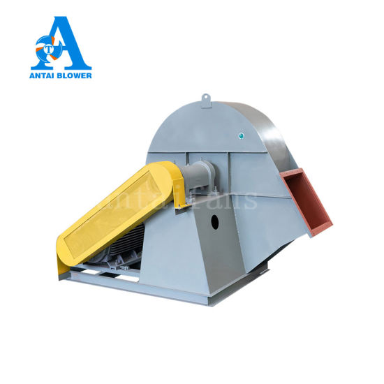 Variable Speed Induced Draught Ventilation Industrial Centrifugal Fan Blower for Kiln & Boiler & Furnace & Power Station