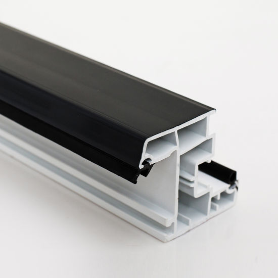 Colored ASA/Laminated UPVC/PVC Profiles for Windows and Doors
