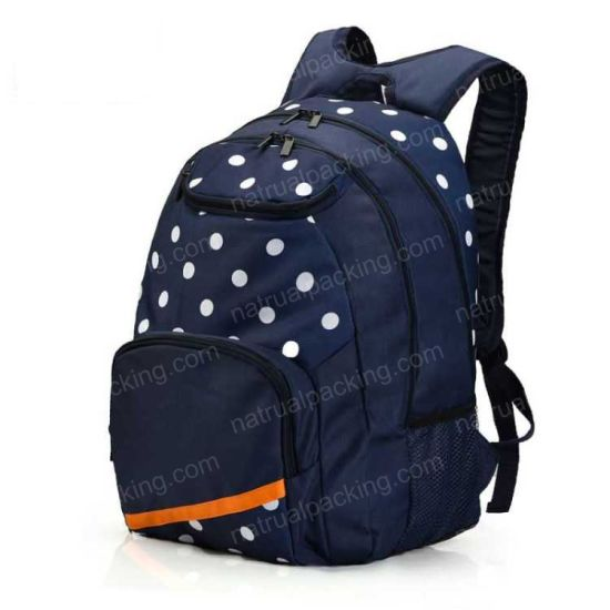 Hot Sale Backpack, 600d Polyester Cycling Backpack, School Backpack pictures & photos