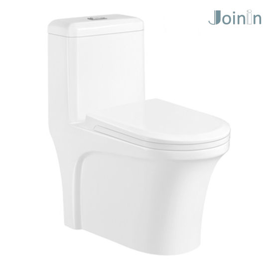 Sanitary Ware Bathroom Ceramic Wc One Piece Toilet Bowl From Chaozhou (JY1007) pictures & photos