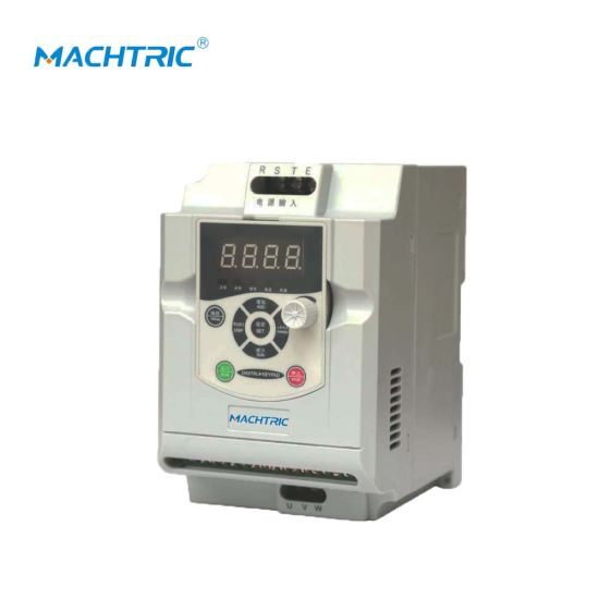 Mini Type Frequency Inverter 0.75-7.5kw RS485 Communication Control