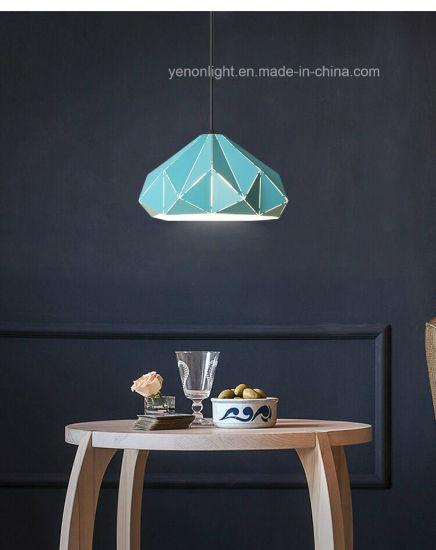 China Nordic Modern Bedroom Pendant Light Creative Iron Pendant Lamp China Pendant Lamp Pendant Light