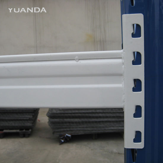 Industrial Stacking Warehouse Rack for Goods Storage