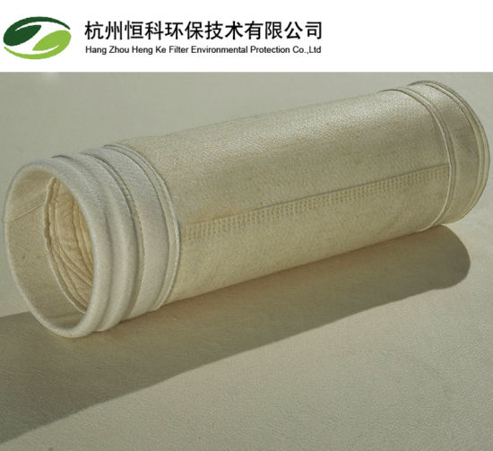 High Temperature Nomex Dust Collector Filter Bags for Cement Dust