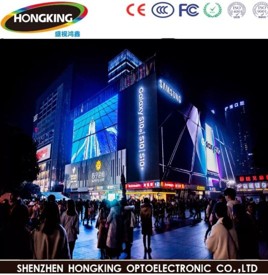 Top Quality 8000CD Outdoor Full Color SMD P10 Fixed LED Display