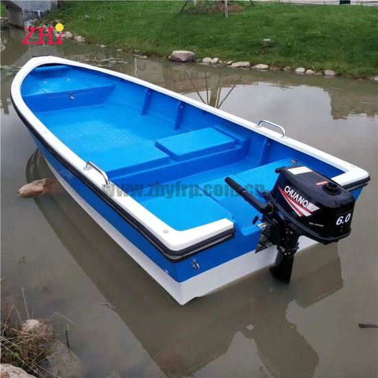 Fiberglass Hull Material and New Condition Fishing Boat