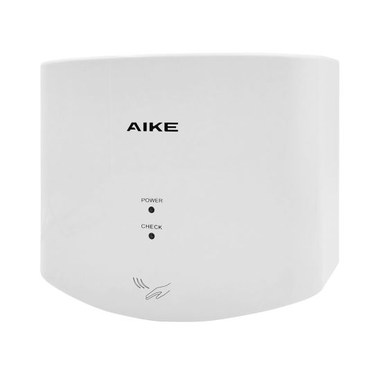 Lower Price Cheap Fast Jet Air Automatic Small Hand Dryer for Hotel, Restaurant (AK2630S)