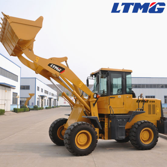 Price of Small 2.5 Ton Front Loader with 1.3m3 Bucket