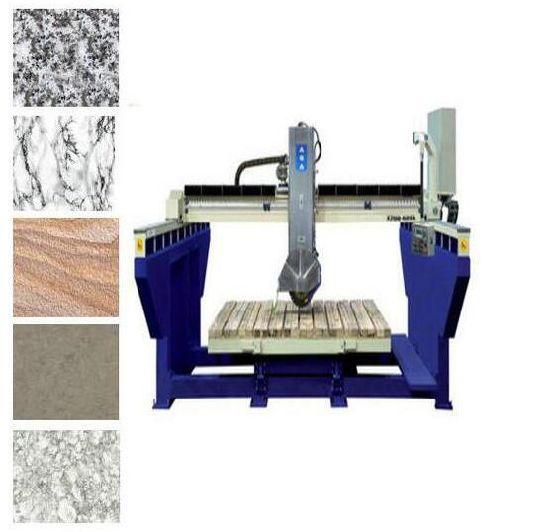 Bridge Saw Cutting Machine For Granite