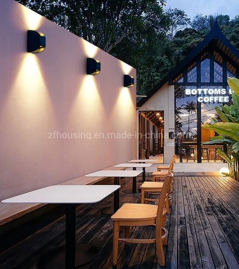 Modern Commercial Outdoor Led Wall Lamp