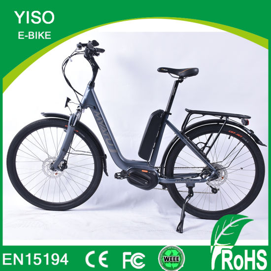 MID Drive Electric Bike with Bafang G510 Direct Factory