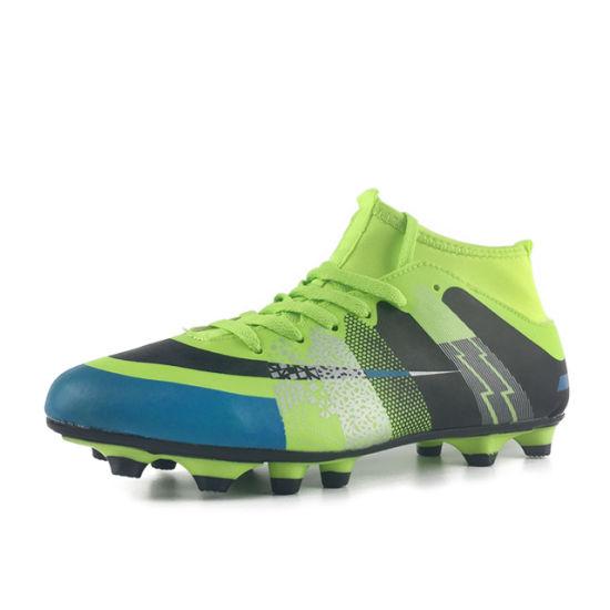 China Greatshoe Custom Soccer Shoes