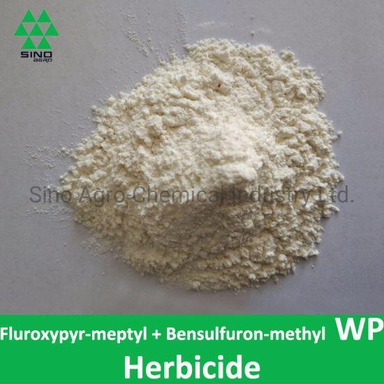 Fluroxypyr-Meptyl 37% + Bensulfuron-Methyl 11% Wp Herbicide Pesticide